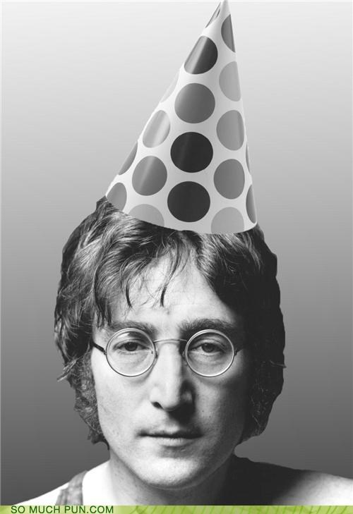 cannot unsee john lennon lemon party let it be let it unsee literalism lolwut meme parody the Beatles - 5418353664