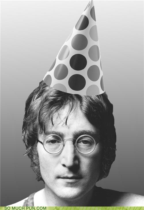 cannot unsee john lennon lemon party let it be let it unsee literalism lolwut meme parody the Beatles - 5418353664