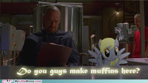 breaking bad derpy hooves Jesse muffins TV - 5418379776