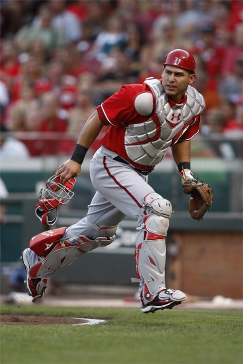 Kidnapped Catcher,Venezuela,washington nationals,Wilson Ramos