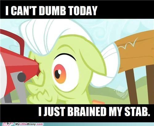 granny smith ponies sisterhooves social - 5419105792