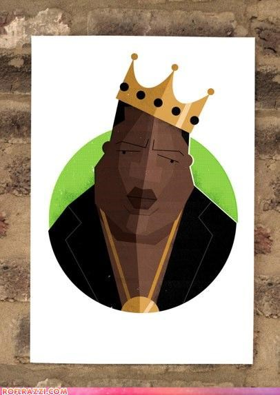 2Pac art cool kanye west mf doom Notorious BIG pharrell williams portrait tupac shakur - 5419122432