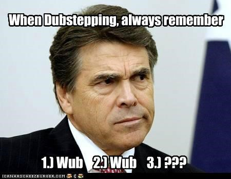 debate dubstep election 2012 forget GOP political pictures Rick Perry - 5419247360