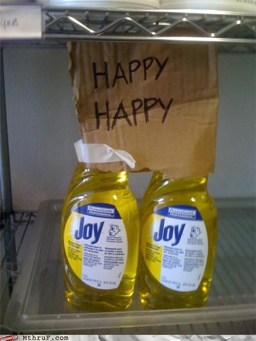 cleaning supplies dish soap happy happy joy joy Joy office supplies ren and stimpy