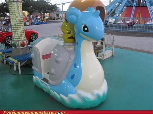 awesome IRL lapras love over and over ride - 5419354112