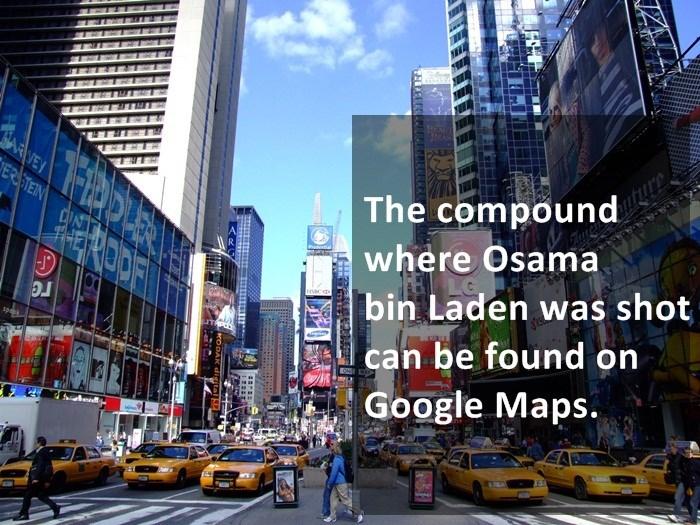 cool google maps facts weird google fun facts - 5419525