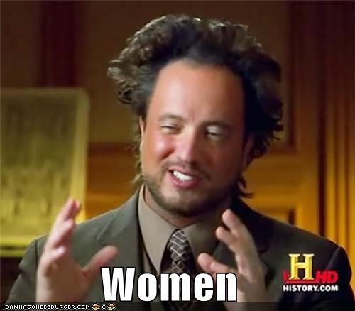 ancient aliens,cant explain that,magnets,women