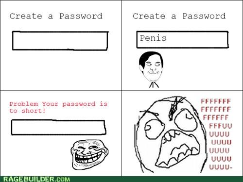 p3n0r,password,Rage Comics,short
