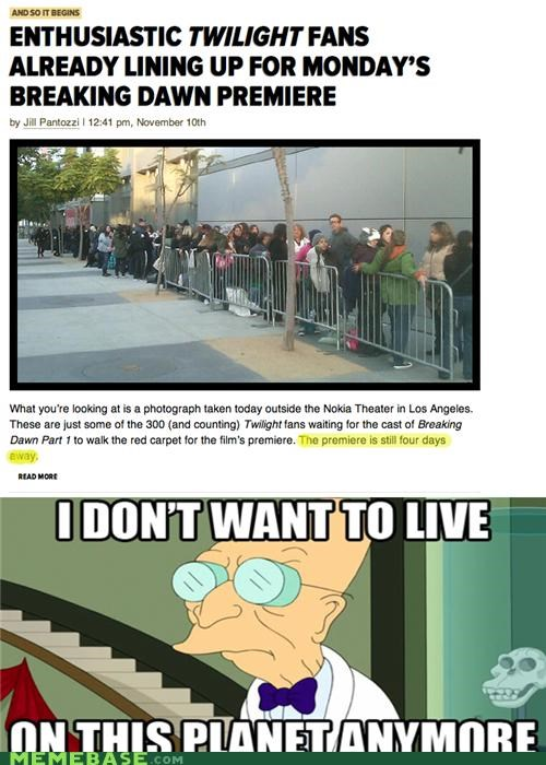 i dont want to live on this planet anymore,line,movies,news,planet,twilight