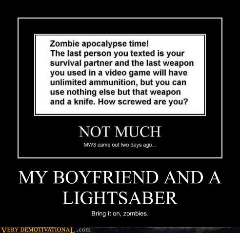 hilarious texting video games zombie - 5419818240