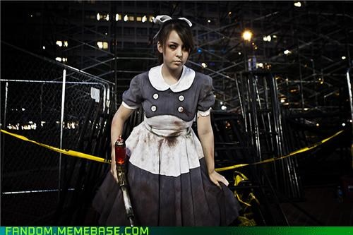bioshock cosplay little sister video games - 5419869184