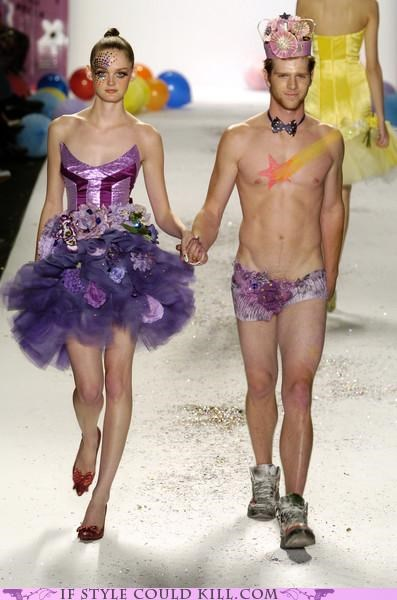cool accessories heatherette purple runway - 5420503808