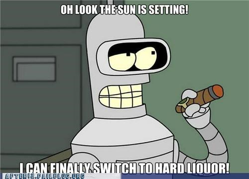 alcohol,bender,booze,drinking,futurama,liquor