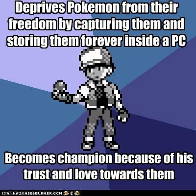 Champion its all good Memes Pokémon red tough love trainer - 5420961792