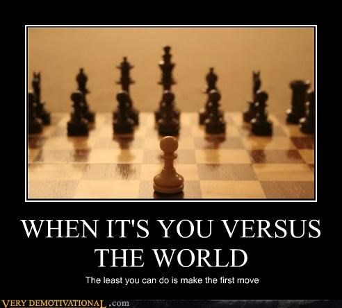 chess piece Pure Awesome the world