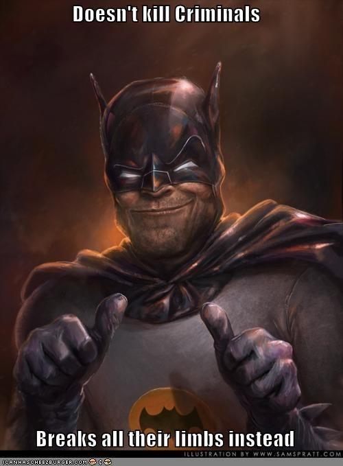 batman bone breaking criminals Super-Lols - 5422402816