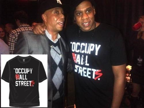Hova Hustler Jay Z Occupy Wall Street rocawear The 1 Percent