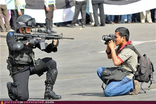 best of week camera gun photographer shooter wtf - 5423297792