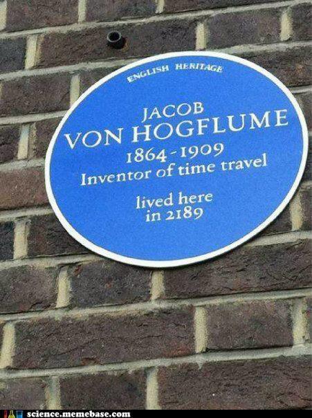 Fringe Science,heritage site,jacob von hogflume,time travel