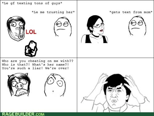 cheating Rage Comics relationships trust - 5423751680