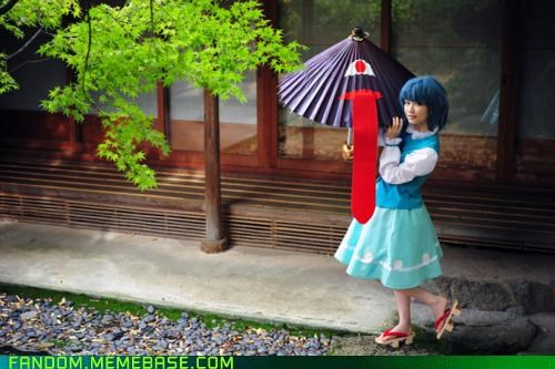 cosplay karakasa obake kogasa tatara touhou project umbrella - 5423948800