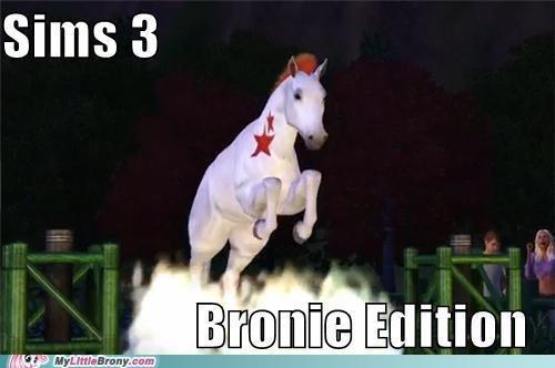 Bronies ponies sims 3 sims 3 pets - 5424027392