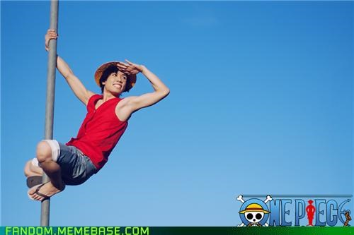 anime cosplay luffy one piece - 5425311232