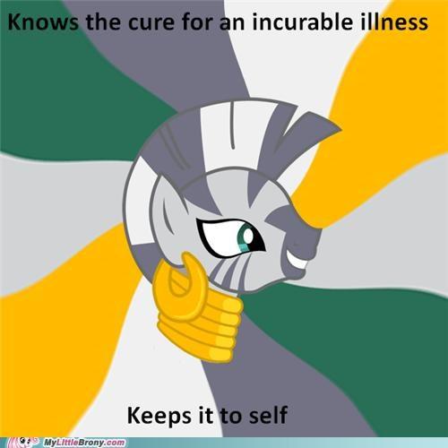 cure cutie pox illness meme zecora - 5426510336
