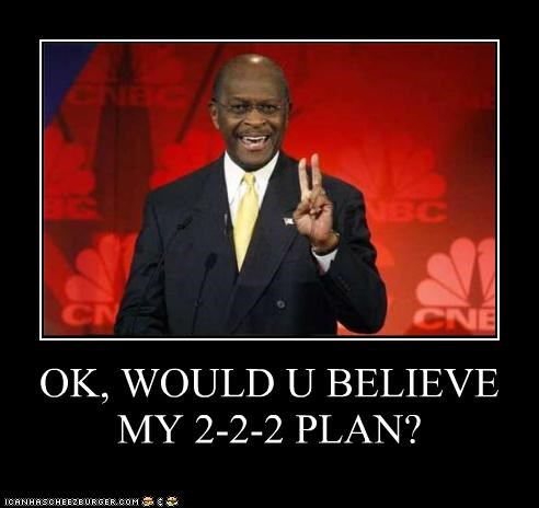9-9-9,herman cain,political pictures