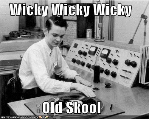 disc jockey dj droppin-fat-beats fresh beats historic lols old school record vintage - 5428024832