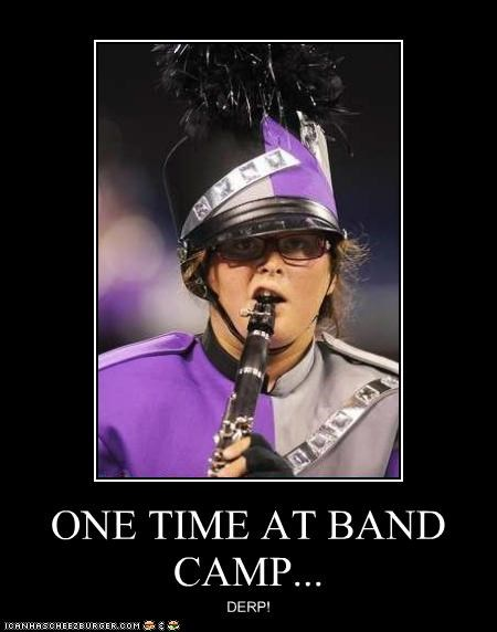 band,band camp,best of week,derp,marching band,Music