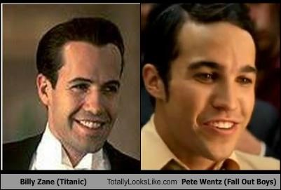 Billy Zane (Titanic) Totally Looks Like Pete Wentz (Fall Out Boys)