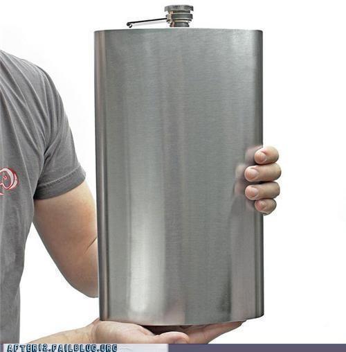 alcohol booze drinking drunk flask hiding - 5432653824