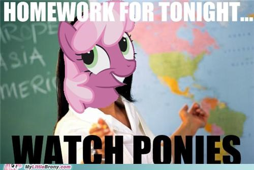 meme ponies school teacher shopped - 5432816640