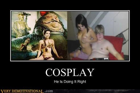 cosplay doing it right hilarious jabba - 5432978432