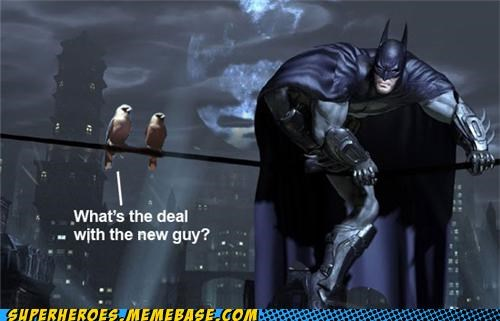 Arkham Asylum batman birds Super-Lols - 5433059840