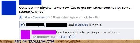action,doctor,facebook,forever alone,physical