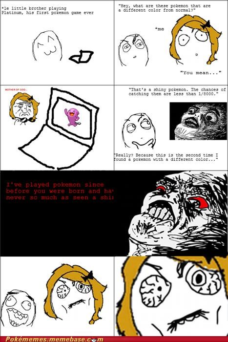 envy FUUUUU rage comic Rage Comics shiny - 5434642432