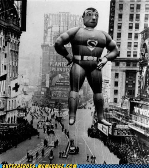 float huge macys-day-parade Random Heroics superman - 5434765312