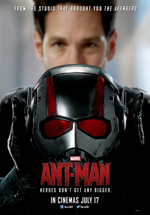 marvel list poster ant man - 543493