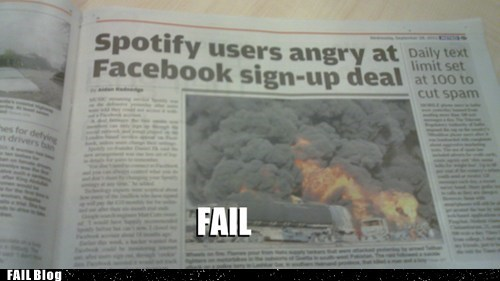 facebook juxtaposition overreaction Probably bad News spotify - 5434961664