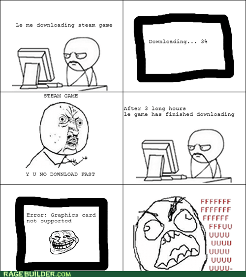 download game graphics Rage Comics - 5435264256