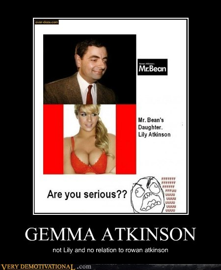 daughter,hilarious,mr-bean,rowan atkinson