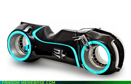 awesome It Came From the Interwebz motorcycle tron - 5435620096