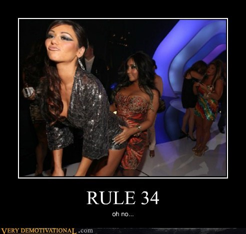 duckface,eww,Rule 34,Snookie,Terrifying