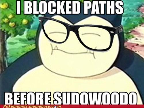 hipster,Memes,pokeflute,sleeping,snorlax,sudowoodo