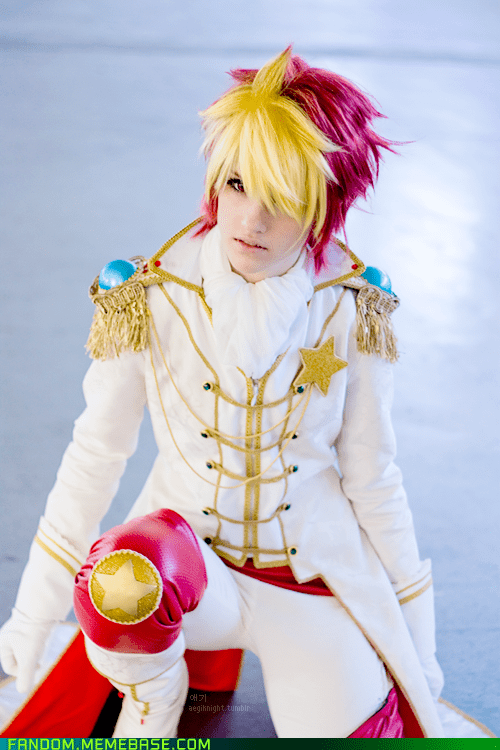 anime cosplay Ginga Bishounen Star Driver