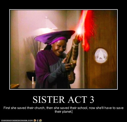 Guinan,planet,sister act,Star Trek,TNG,whoopi goldberg