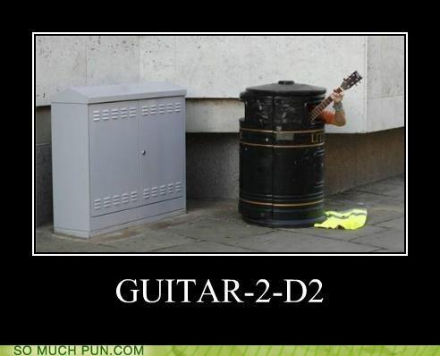 guitar lolwut r2d2 resemblance similar sounding star wars - 5436243968