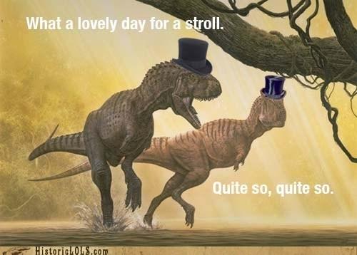 art color dinosaur funny historic lols illustration prehistoric shoop - 5436918528